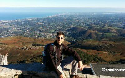Senderismo hasta la cima de la montaña Rhune