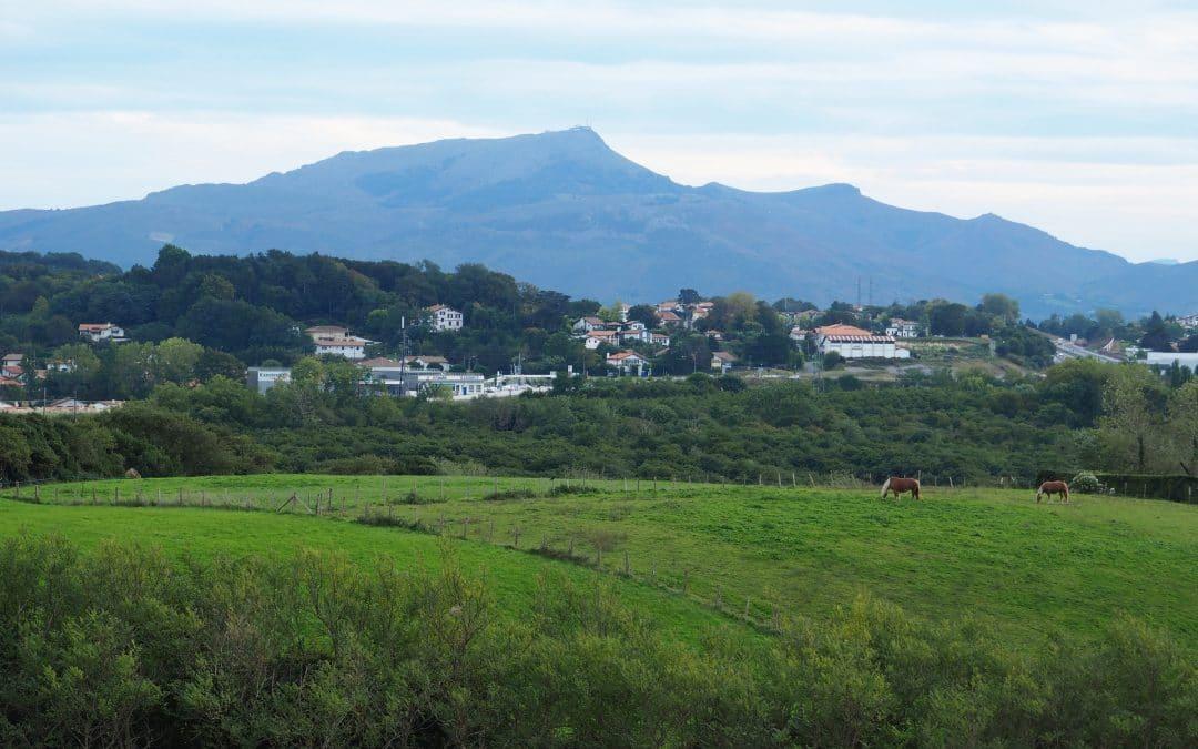 El sendero de la costa entre Bidart y Saint-Jean-de-Luz