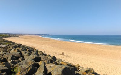 Top 5 of the best beaches in Anglet