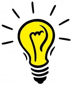 image d'une ampoule eclairee