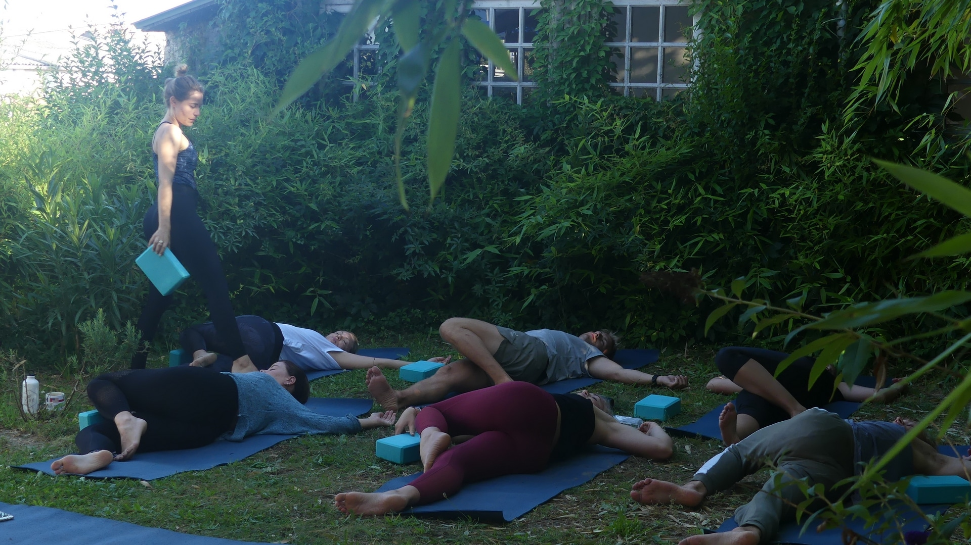 yoga-class-outdoor-nami-house-hostel